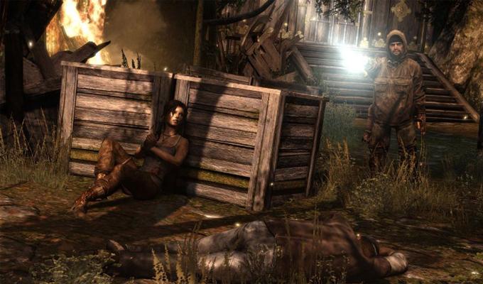 Tomb Raider 2013 Xbox 360-6