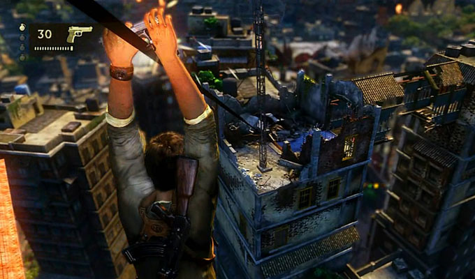 Uncharted 2 Among Thieves PS3 (2)