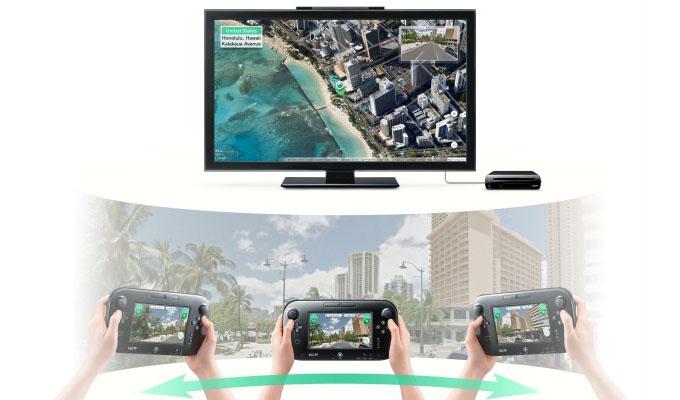 Wii Street U Google Wii U (2)
