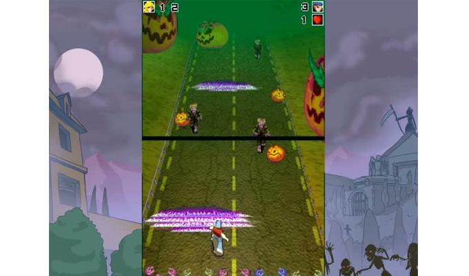 Zombie Skape 3DS-2