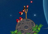 Photo du jeu Angry Birds Space sur iPhone