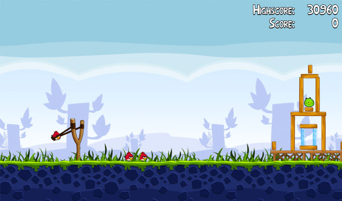 Angry Birds iPhone-2