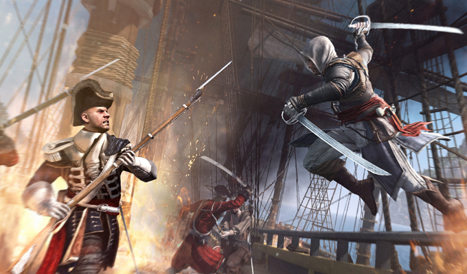 Assassin's Creed 4 2