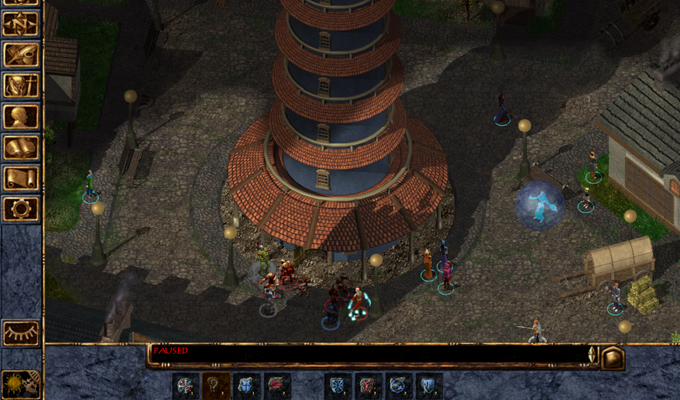 Baldur's Gate II Shadows of Amn PC-image