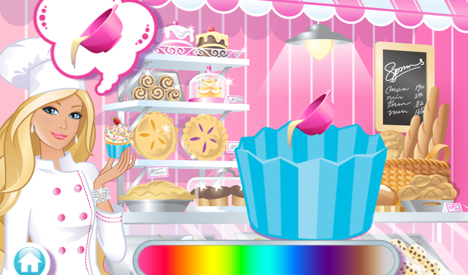 Barbie I Can Be IPhone JEUvideoinfo - Jeux de barbie cuisine