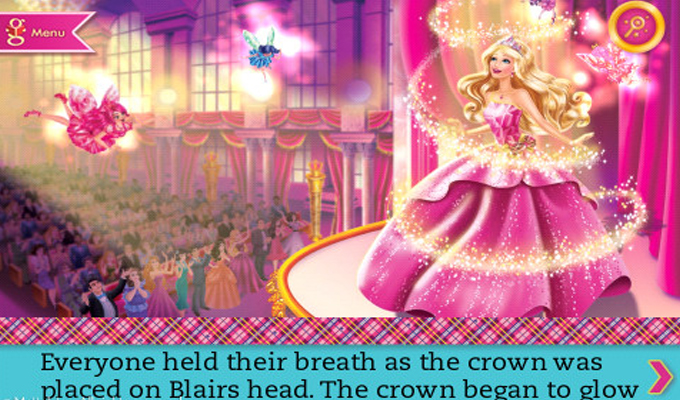 Barbie Princess Charm School iPad-image