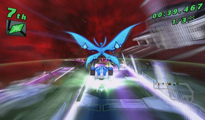 Ben 10 Galactic Racing Xbox 360 2