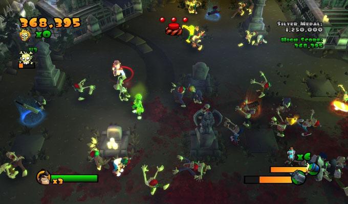 Burn Zombie Burn Project Shield (2)