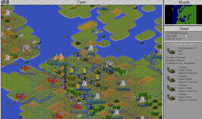 Civilization II PC-image