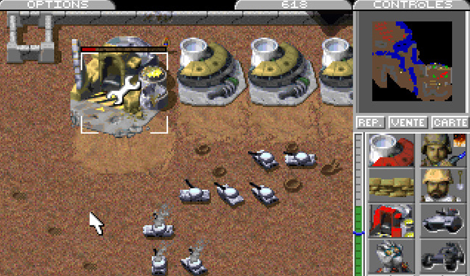 Command & Conquer PC-image