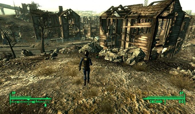 Fallout 3 Xbox 360 2