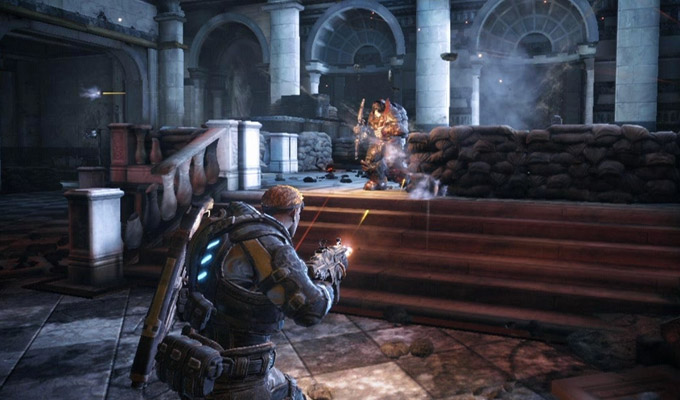 Gears of War Xbox 360 2