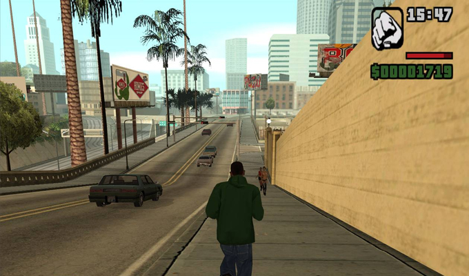 Grand Theft Auto San Andreas PC-image