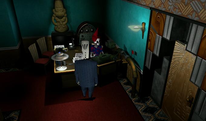 Grim Fandango PC-image