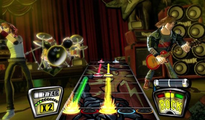 Guitar Hero II Xbox 360 2