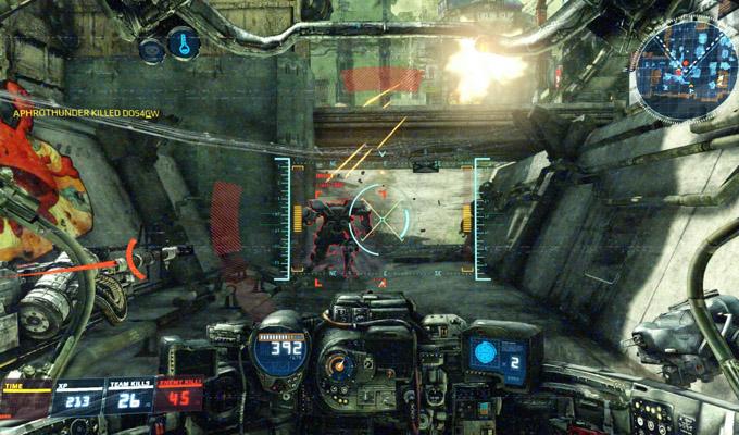 Hawken Project Shield 2