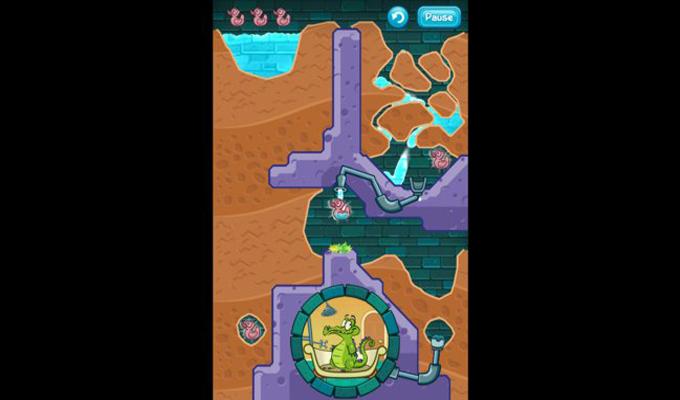 Photo du jeu Jetez-vous à l'eau sur iPhone