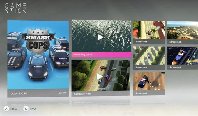 Jeux GameStick-image