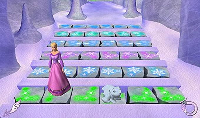 Jeux Vidéo de Barbie-image2