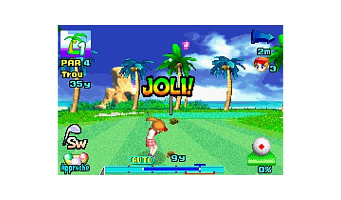 Mario Golf Advance Tour Game Boy Advance-2