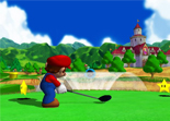 Mario Golf Toadstool Tour GameCube-1