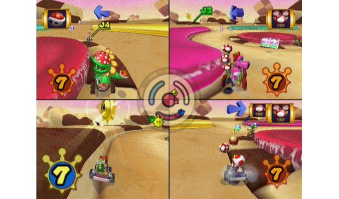 Mario Kart Double Dash GameCube-2