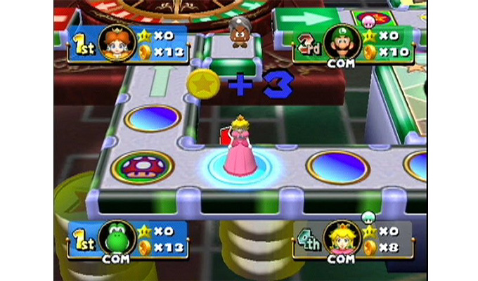 Mario Party 4 GameCube-2