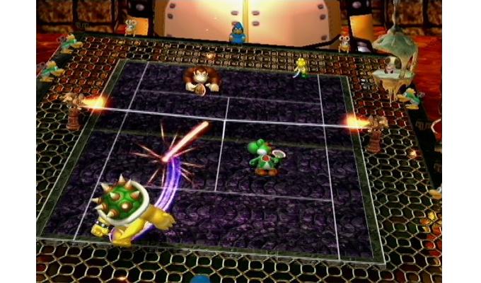 Mario Power Tennis GameCube-2