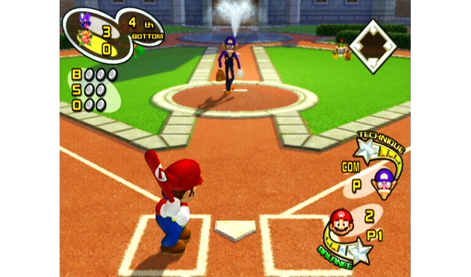 Mario Superstar Baseball GameCube-2