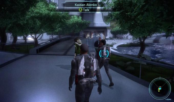 Mass Effect Xbox 360 2
