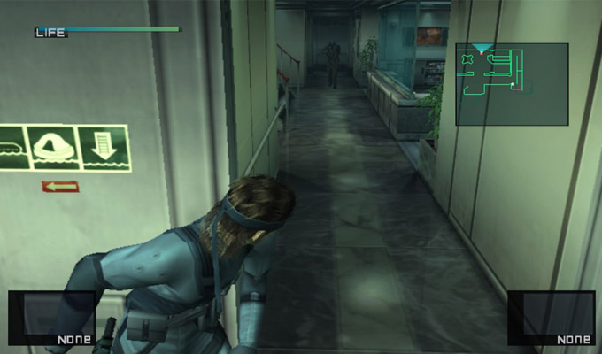 Metal Gear Solid HD Collection PS Vita-2