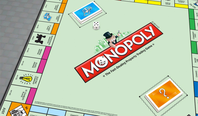 Photo du jeu Monopoly sur iPhone