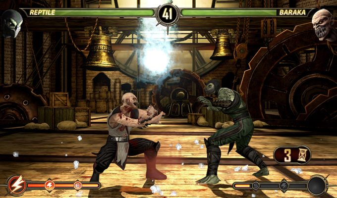 Mortal Kombat PS Vita 3
