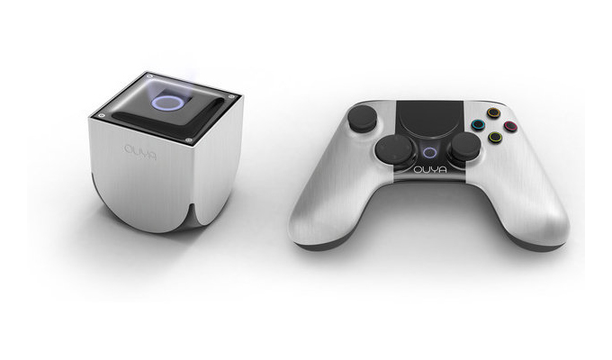 Screen Ouya