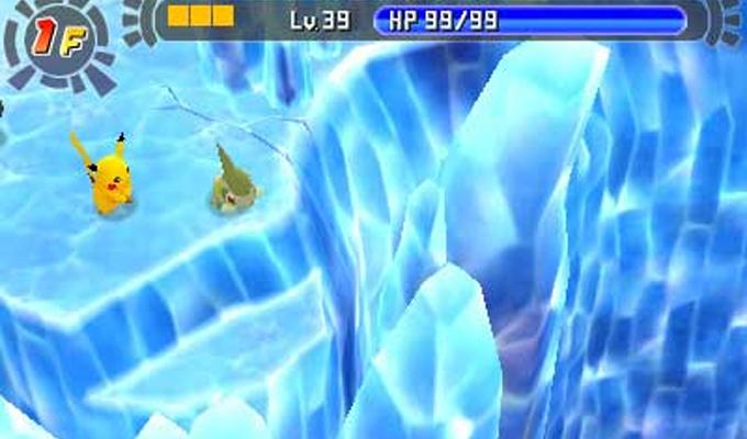Pokémon Donjon Mystère les portes de l'Infini 3DS-image