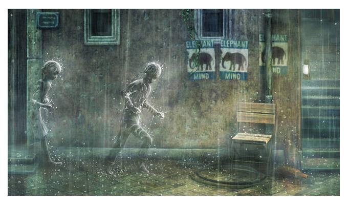 Rain PS3 2