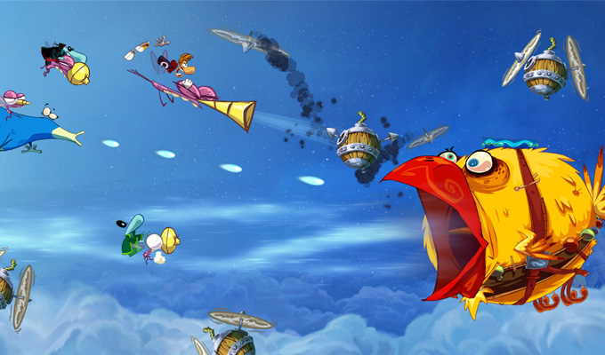 Rayman Origins PS Vita-2