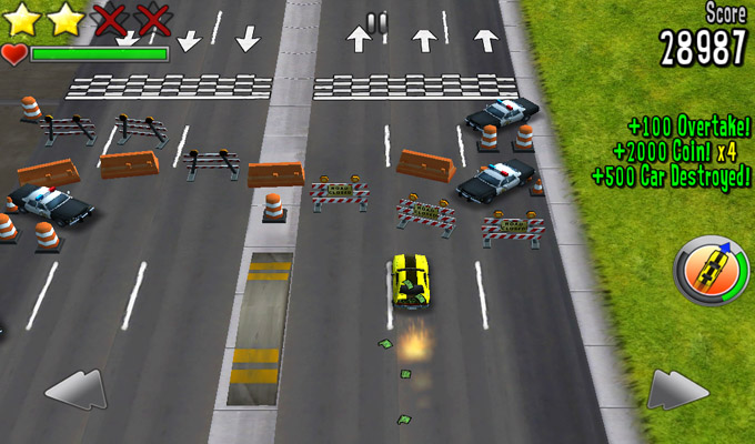 Reckless Getaway GameStick 2