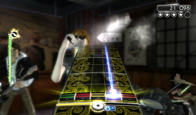 Rock Band 2 Xbox 360 2