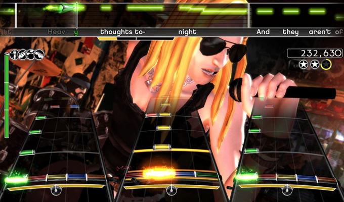 Rock Band Xbox 360 2