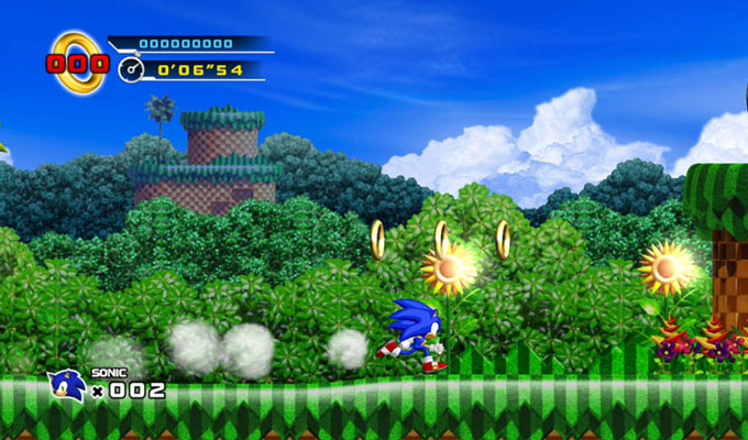 Sonic The Hedgehog 4 Project Shield (2)