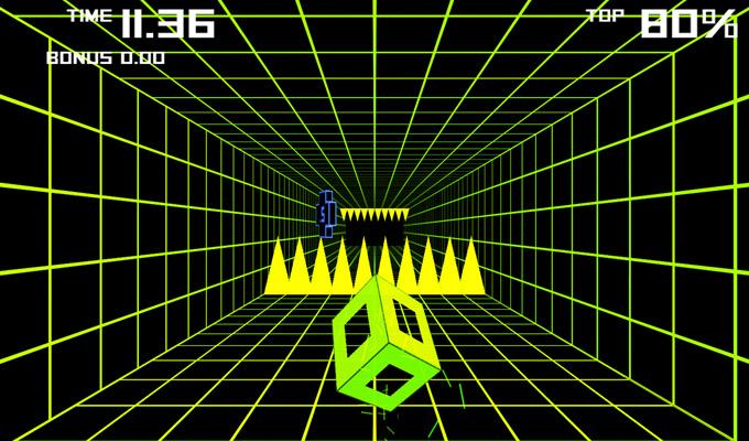Super Grid Run GameStick 2