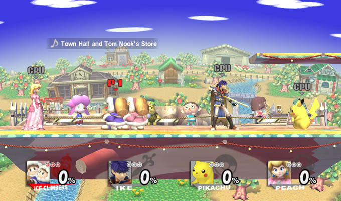 Super Smash Bros. Melee GameCube-2