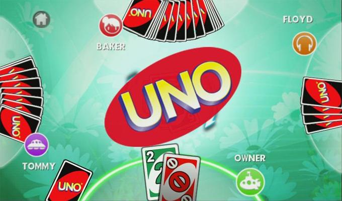 Photo du jeu Uno sur iPhone