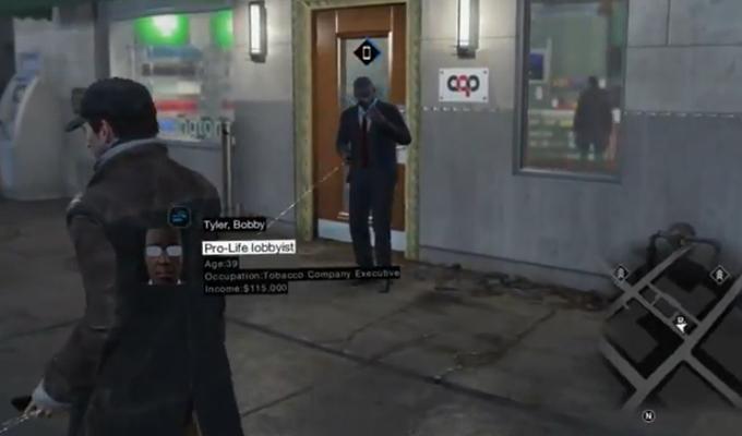 Watch Dogs PS4  Nouvelle vidéo-image