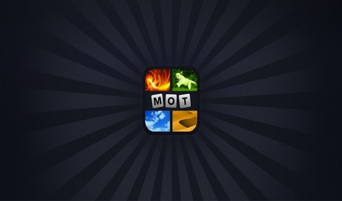 Photo du jeu 4 images 1 mot Gratuit iPhone