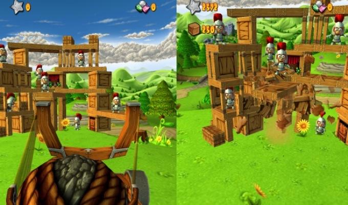 Photo du jeu Catapult King