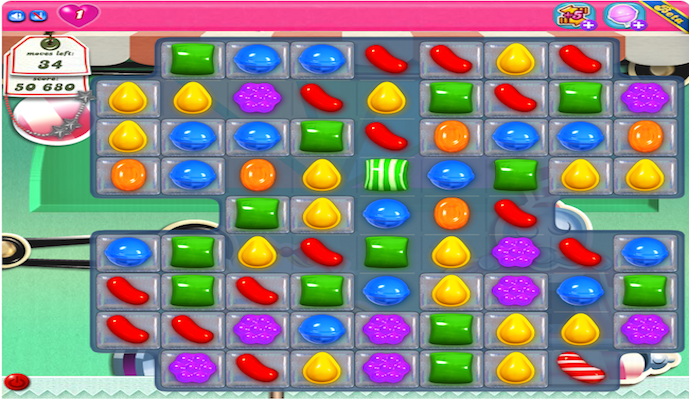 Candy Crush Saga Gratuit iPad-2