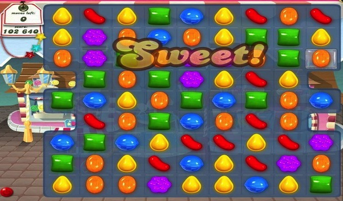 Candy Crush Saga  Gratuit iPhone-2