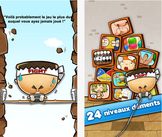 Photo du jeu Hardest Game Ever 2 sur iPhone